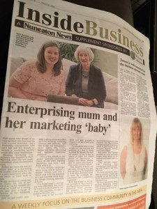 Nuneaton News Ruth Warwick